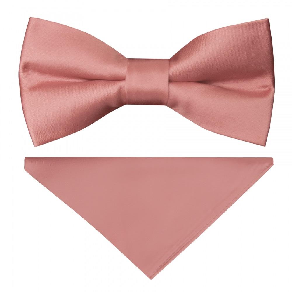 Handmade Plain Satin Boys Tie And Handkerchief Wedding Tie Kids Tie 8-11 Years Men's Accessories