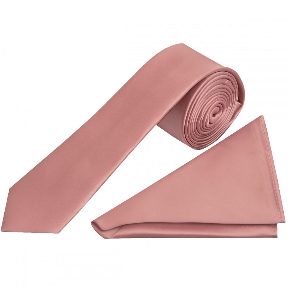 "Men/'s or Boy/'s Satin 3/"" Classic Tie and Pocket Handkerchief Set  Various Colours"