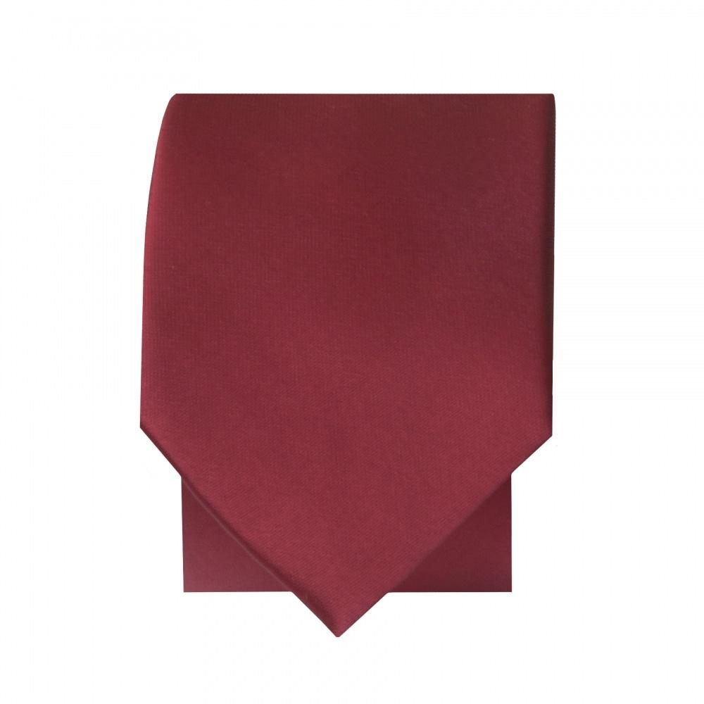 f143e4cd4f885 Burgundy Red Satin Tie and Handkerchief Set | Pocket Handkerchief Tie